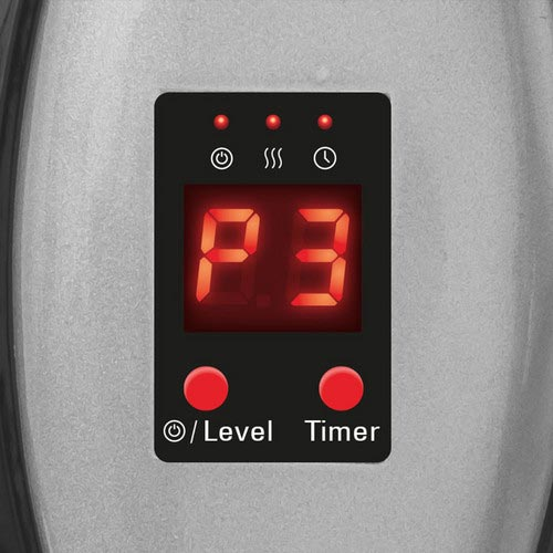 LED indikacija snage Infracrvene grejalice